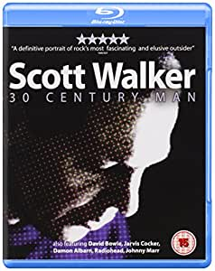 Scott Walker: 30 Century Man [Reino Unido] [Blu-ray]