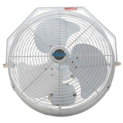 18 Oscillating Wall Fans : ″ durafan indoor outdoor non oscillating wall mount fan