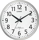 CITIZEN ( シチズン ) 電波 掛け時計 スペイシーM463 8MY463-019