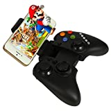 Soyan Bluetooth Wireless Game Controller Gamepad Joystick For Android And IOS Smartphone, IPod,iPad,Tablet PC(...
