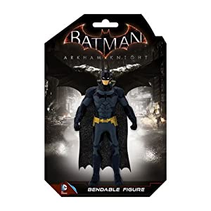 "Action Figures - DC Comics - Batman - Arkham Knight 5.5"" Bendable New dc-3952"