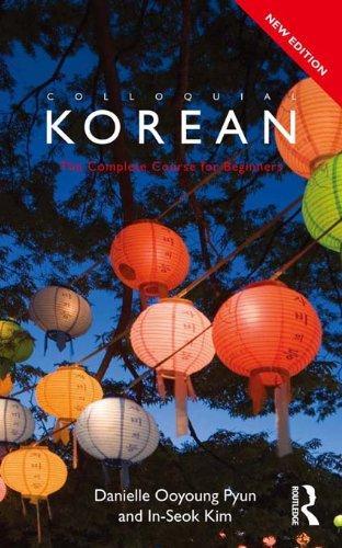 In-Seok Kim - Colloquial Korean (Colloquial Series)