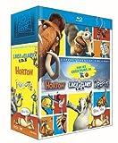 Image de L'Âge de Glace 1 - 2 - 3 - Robots - Horton - Coffret 5 Blu-ray + 1 DVD Bonus