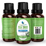 Tea Tree Essential Oil - 100% Pure & Best for Health, Aromatherapy, Skin, Hair, Acne, Immune System, Massage, Relaxation - Cheaper Than DoTerra and Young Living Oils - Australia, Highest Quality 30ml