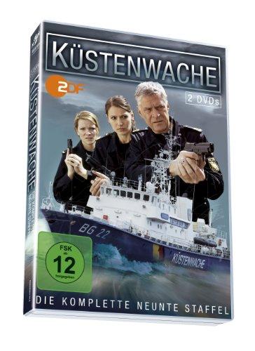 Küstenwache - Die komplette neunte Staffel auf einer Doppel-DVD!