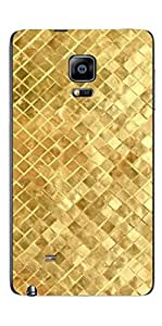 UPPER CASE™ Fashion Mobile Skin Vinyl Decal For Samsung Galaxy Note Edge [Electronics]