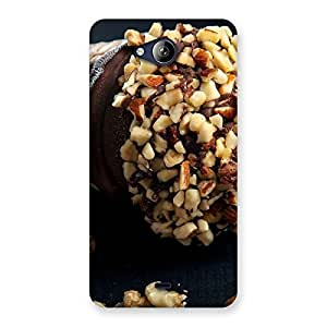 Gorgeous Cone Ice Cream Back Case Cover for Canvas Play Q355