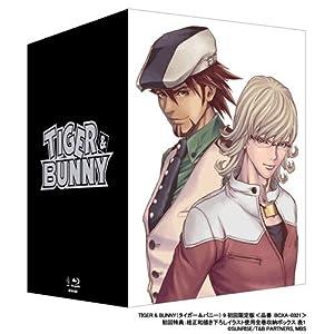 TIGER&BUNNY(タイガー&バニー) 9 (初回限定版) (最終巻) [Blu-ray]
