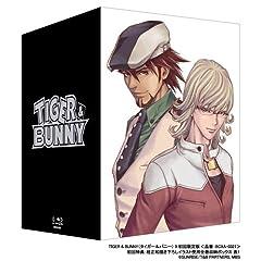 TIGER&BUNNY(�^�C�K�[&�o�j�[) 9 (��������) <�ŏI��> [Blu-ray]