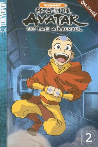 Avatar Scholastic Exclusive Volume 2 (Avatar: The Last Airbender (Tokyopop))
