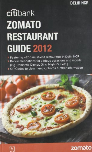 citibank-zomato-restaurant-guide-2012-delhi-ncr