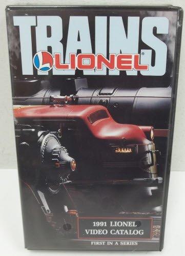 Lionel 16901 1991 Lionel Catalog - VHS