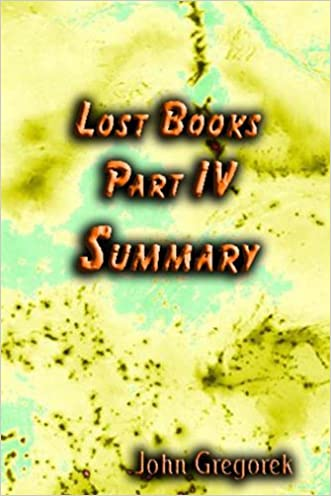 Summary Lost Bible Books (part 4)