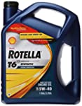 Shell Rotella (550019921) T6 5W-40 Fu...
