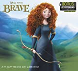 2013 Brave  Wall Calendar
