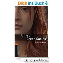 Anne of Green Gables: 700 Headwords (Oxford Bookworms Library)