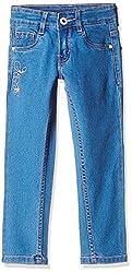 Cherokee Girls' Jeans (266101191_Lt-Blue_03Y)