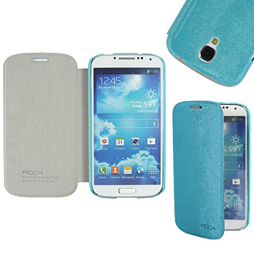 Mobile Phone Case For Samsung Galaxy S4 Siv S Iv I9500(Sky Blue)