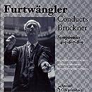 Furtwängler Conducts Bruckner: Symphonies Nos. 4, 5, 6, 7, 8 & 9