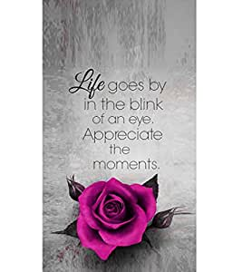 EPICCASE Good Thiking Quote Mobile Back Case Cover For LG G4 Mini (Designer Case)