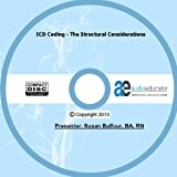 img - for ICD Coding - The Structural Considerations book / textbook / text book