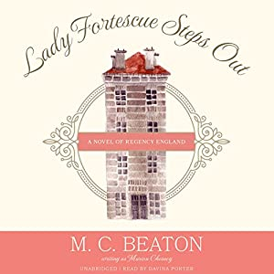 Lady Fortescue Steps Out Audiobook