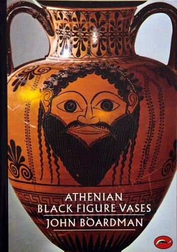 Athenian Black Figure Vases :a Handbook