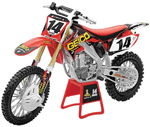 New Ray Toys Offroad 1:12 Scale Motorcycle (155121)