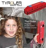 The Glider D-2. Magnetischer Fensterreiniger für Fenster mit Doppelverglasung, bis 20 mm Fensterstärke.