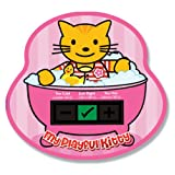 My Playful Kitty Baby Bath Thermometer Cardby Good Life Innovations