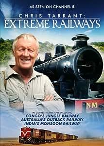 Chris Tarrant's Extreme Railways [DVD]