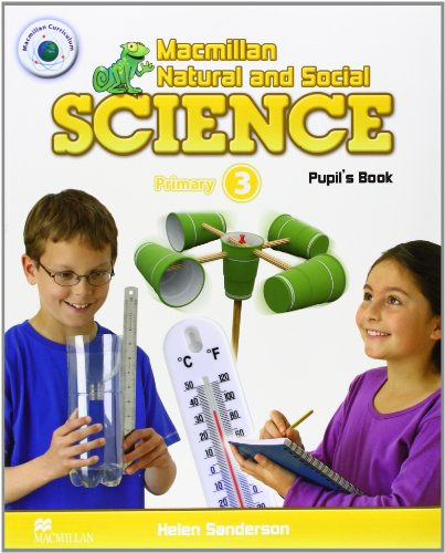 MNS SCIENCE 3 Pb (Macmillan Natural and Social Science)