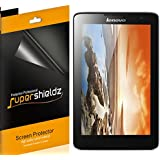 "[3-Pack] SUPERSHIELDZ- Anti-Glare & Anti-Fingerprint (Matte) Screen Protector For Lenovo IdeaTab A8-50 8"" Tablet + Lifetime Replacements Warranty [3-PACK] - Retail Packaging"