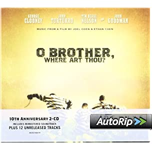 o brother where art thou soundtrack deluxe edition  Brother Where Art Thou