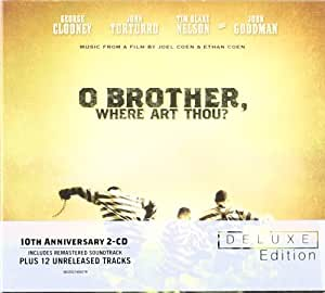 O Brother Where Art Thou Soundtrack Deluxe Edition Various Artists...