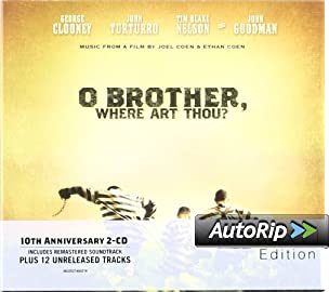 O Brother Where Art Thou Soundtrack Deluxe Edition Amazon.com: Various Ar...