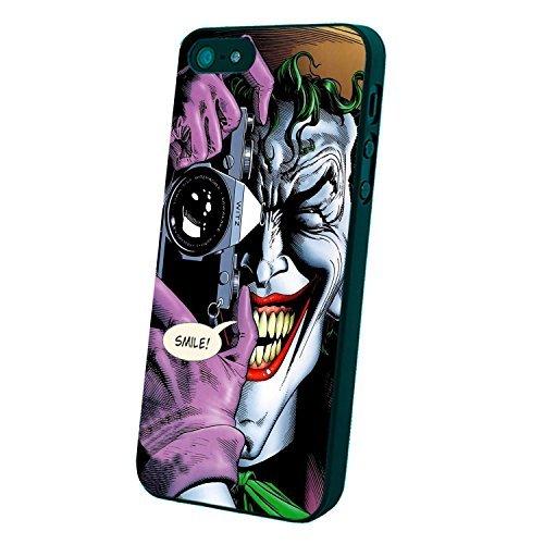 Joker Batman the Killing Joke Custom Case for Iphone 5/5s/6/6 Plus (Black iPhone 5/5s) at Gotham City Store