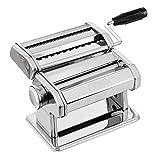 PAGILO Nudelmaschine / Pastamaschine / Pastamaker (7 Stufen) für Spaghetti, Pasta und Lasagne mit 2 Jahren Zufriedenheitsgarantie