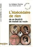 echange, troc Pascal Samain - Abecedaire de Rien du Monde du Rock
