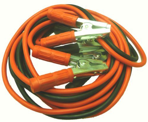 800amp 6 Meter heavy duty Professional Jump Leads by Top Quality Tools