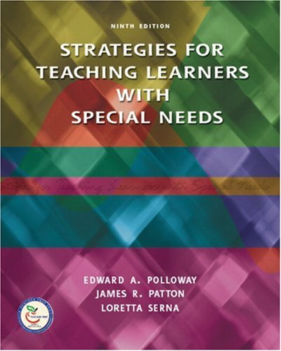 Strategies for Teaching Learners with Special Needs (9th...