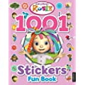 Everything's Rosie 1001 Stickers Fun Book (1001 Stickers Fun Books)