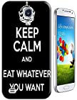 Keep Calm And Colorful Fashion Flag Cell Phone Cases For Samsung Galaxy S4 i9500 No.12