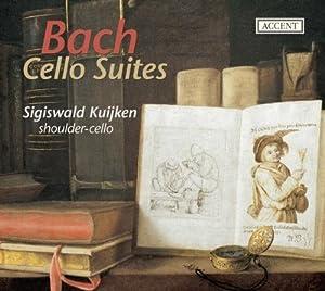 Bach: The Cellosuites BWV 1007-1012 (gespielt auf einem Violoncello da spalla