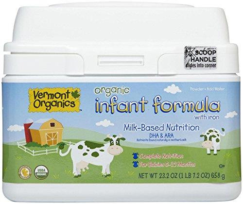 Vermont Organics Baby Formula - Powder - 23.2 oz - 1