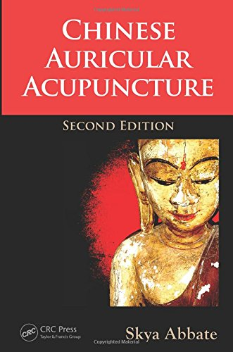 Chinese Auricular Acupuncture, Second Edition (Auricular Chart compare prices)