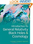 Introduction to General Relativity, B...