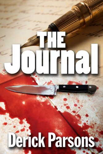 Meet Dublin Detective Inspector Jack O'Neill in Derick Parsons' 5-Star Thriller The Journal – Now $2.99 on Kindle