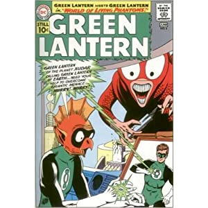 Comic Books  Comic Book    Kane Comic on Green Lantern  6  Volume 2   Gil Kane  Amazon Com  Books
