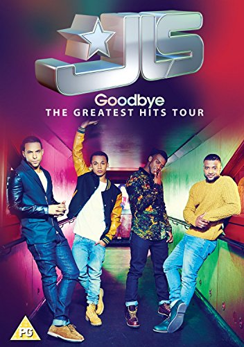 Jls - Goodbye The Greatest Hits Tour